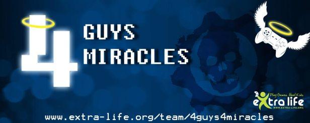 4 Guys 4 Miracles
