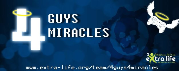 4 Guys 4 Miracles